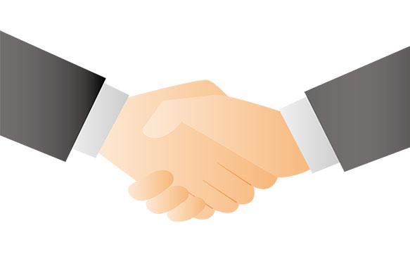 受任契約後は、お客様は煩雑な事柄を全て弁護士に任せることができます。